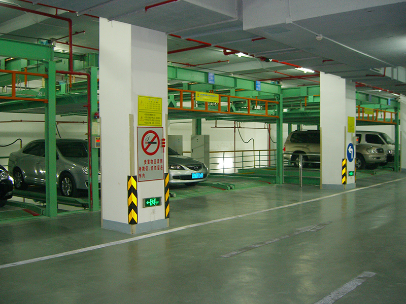 car parking lift solutions