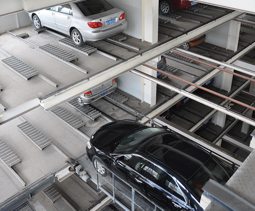 automated parking system project