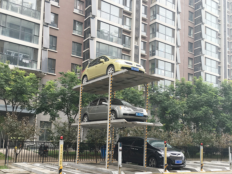 stack parking solutions